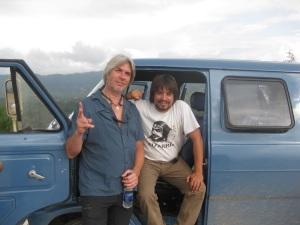 With Rafael